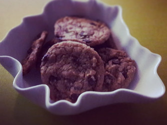 Хрупкавите шоколадови бисквити alla Donna Hay