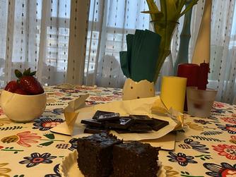 Шоколадова торта без брашно