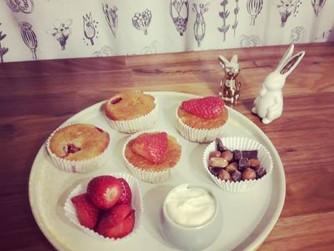 Ефирен сладкиш с ягоди, шоколад и бяло вино