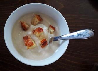 Карфиолена крем супа
