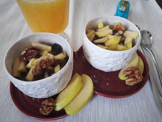 Здравословна топла закуска за студени сутрини