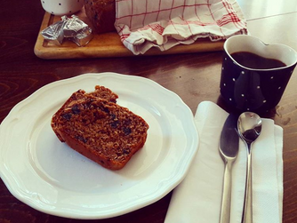 Закуска по желание - плодов хляб за пълноценна закуска