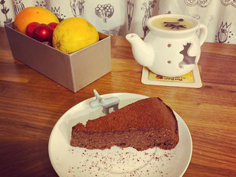 Моята лична шоколадова торта