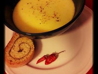 Бърза и вкусна царевична крем супа за прохладните есенни дни