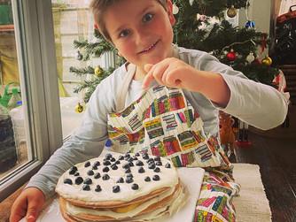 Торта Медовик с коледни аромати - направена от Алек