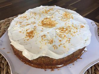 Най-сочната и вкусна морковена торта