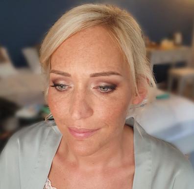 Aniko bridal make-up