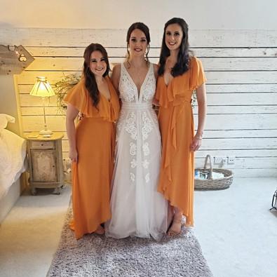 Clodagh bridal party