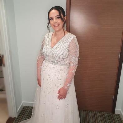 Bridal Hair Make-up