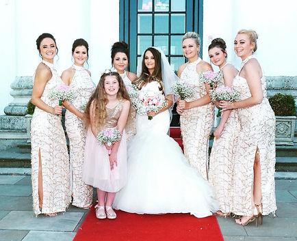make up, bridal, wedding