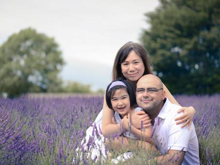 Wedding Anniversary & Family Photoshoot