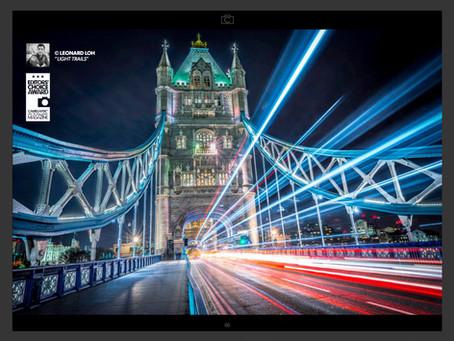 Publication in Camerapixo Photography Magazine