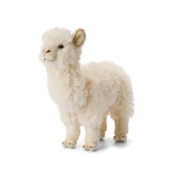 WWF Alpaga blanc