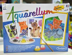 Aquarellum junior chatons 7-99 ans Sentosphère