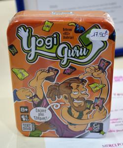 Yogi Guru Gigamic 8 ans+