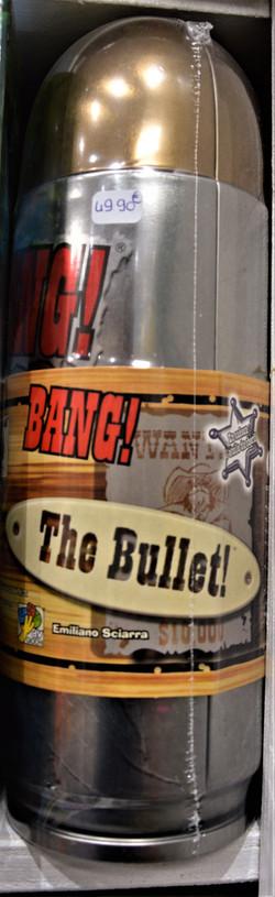 Bang! the bullet Asmodée