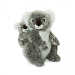 WWF Maman koala et son bébé