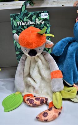 Dans la jungle doudou koala