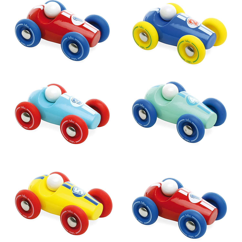 Mini voiture de course Vilac