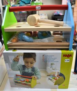 Boîte à outils pour enfants Haba