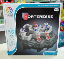 Forteresse 8-99 ans SmartGames