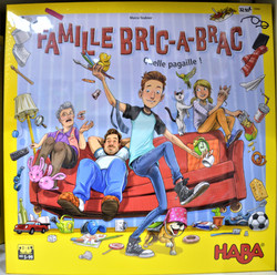 Famille bric-à-brac Haba 5 ans+