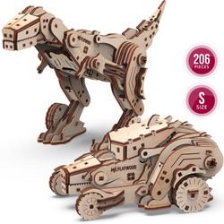 Dino-Car Mr Playwood
