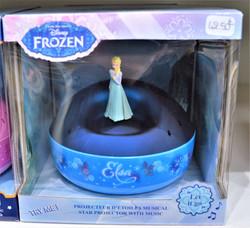 La reine des neiges veilleuse musicale