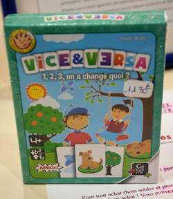 Vice & Versa Gigamic 4 ans+