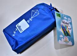 Cerf-volant bleu 3 ans+ Vilac