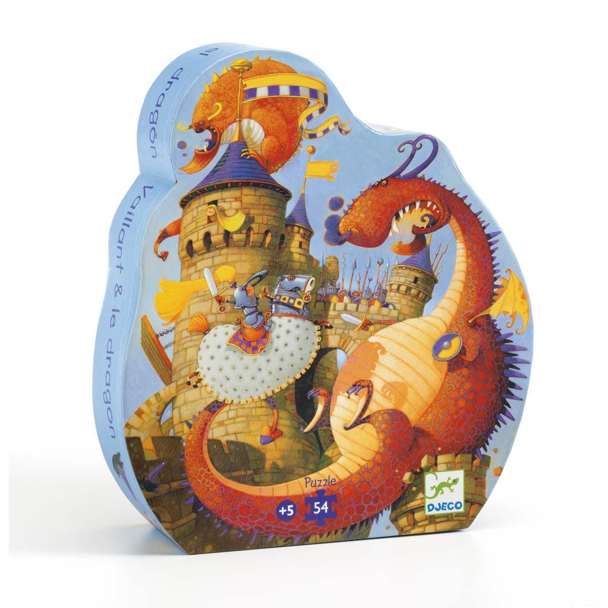 Vaillant & le dragon