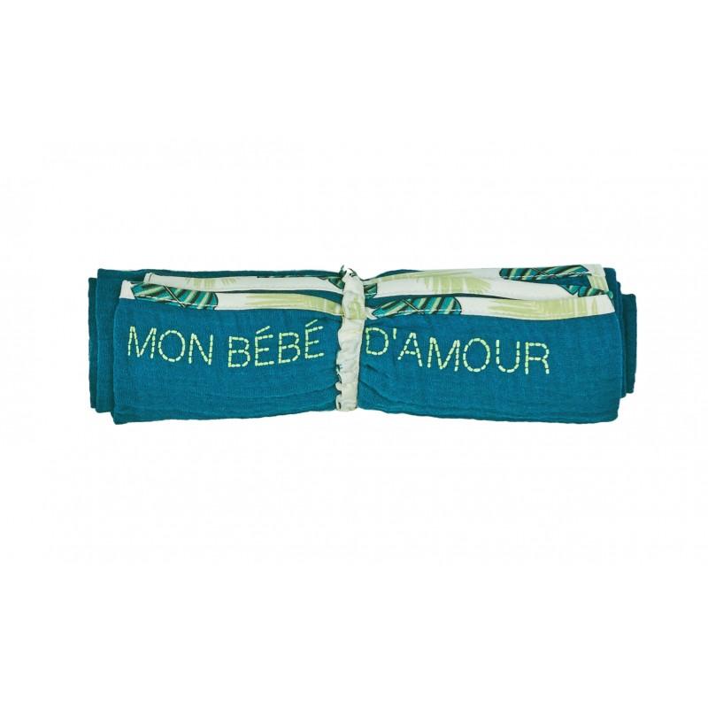 Lange multifonctions bleu BB&co