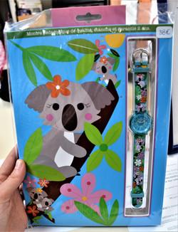 Mon pédagogique koala Babywatch