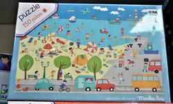 Puzzle à la mer 150 pièces 6 ans+