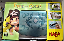 Find the code escape game 5-10 ans
