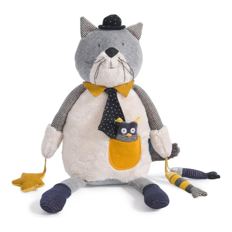 Chat géant d'activites Fernand Les Moust