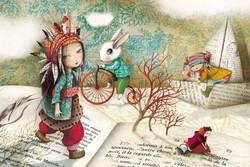 Voyage au pays des livres