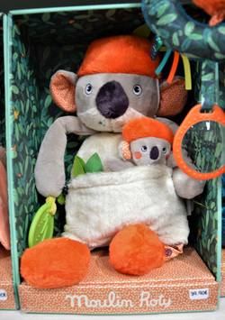 Dans la jungle koala d'activités