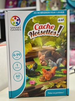 Cache noisettes! SmartGames 6-99 ans