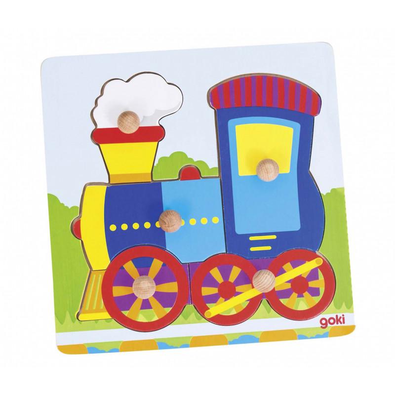 Encastrement train Goki