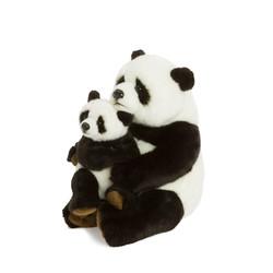 WWF Maman panda et son bébé
