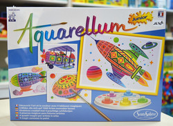 Aquarellum junior dans les airs 6-99 ans Sentosphère