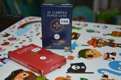 Jeu de 32 cartes Piatnik