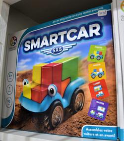 Smartcar casse-tête 4 ans