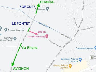 Carte Via Rhona.JPG