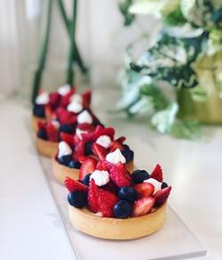 Fresh Fruit Tartlet
