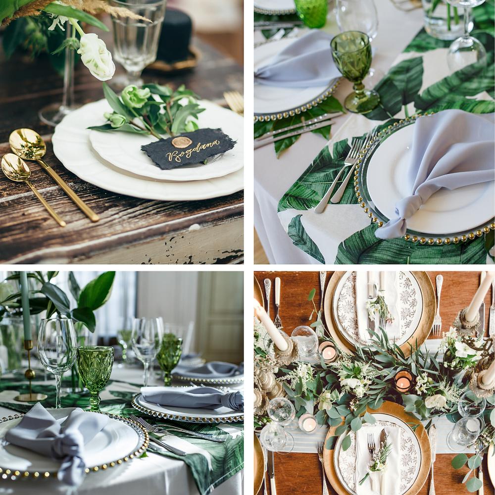 Grey, gold and sage green Wedding Colour Scheme 2021/2022