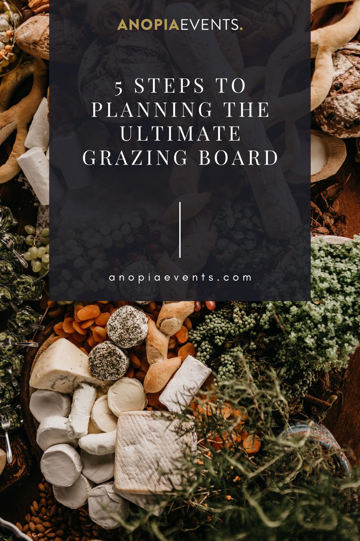 Grazing board pinterest pin