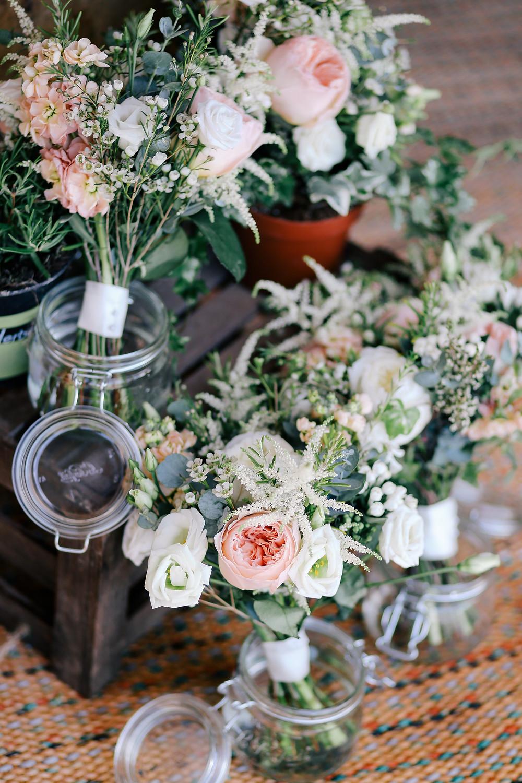 handmade flower arrangements | Wedding Trends Born following the Covid-19 Pandemic