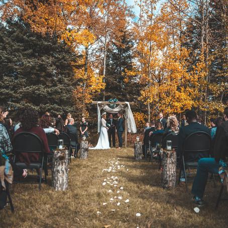 Autumn/Winter Wedding Planning Advice